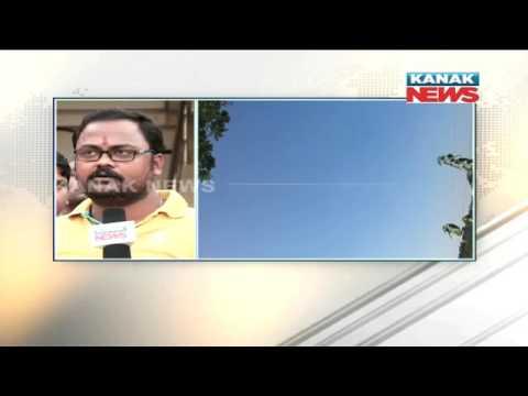 Mysterious Smoke In Sky & Loud Sound Create Terror In Balasore