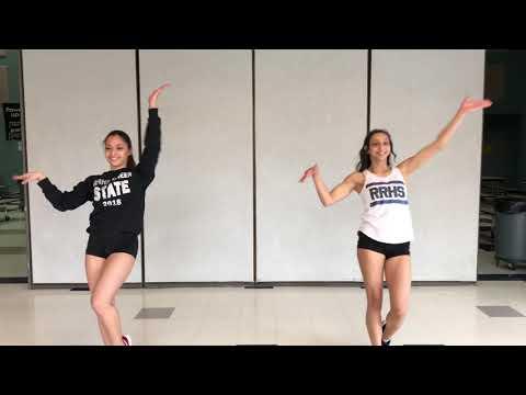 River Ridge Cheer Tryout Dance 2018