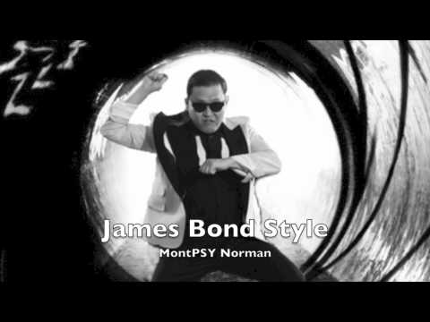 MontPSY Norman: James Bond Style (Monty Norman & PSY)