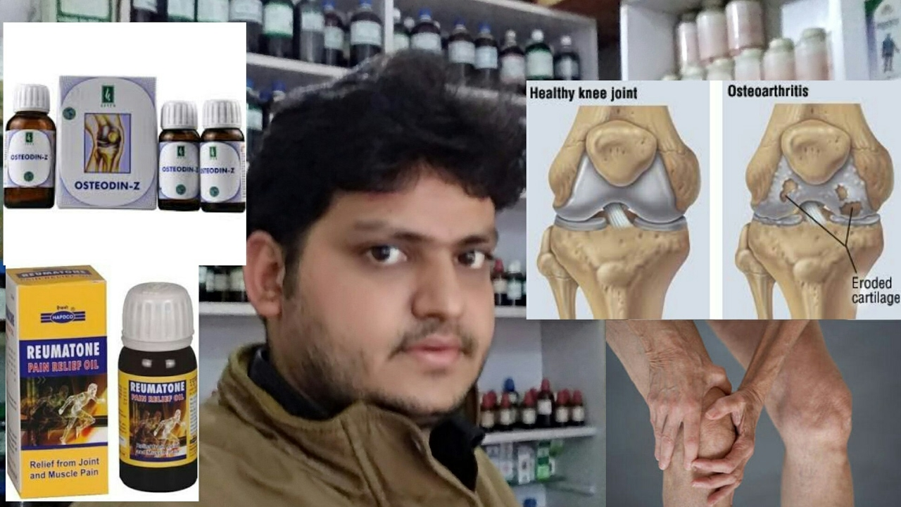 knee tenderness pharmaceutical participate in homeopathy