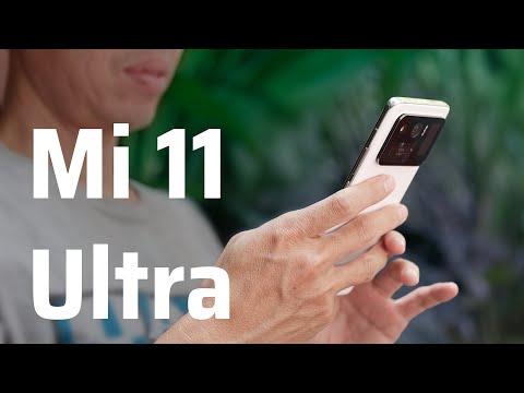 Đánh giá Xiaomi Mi 11 Ultra