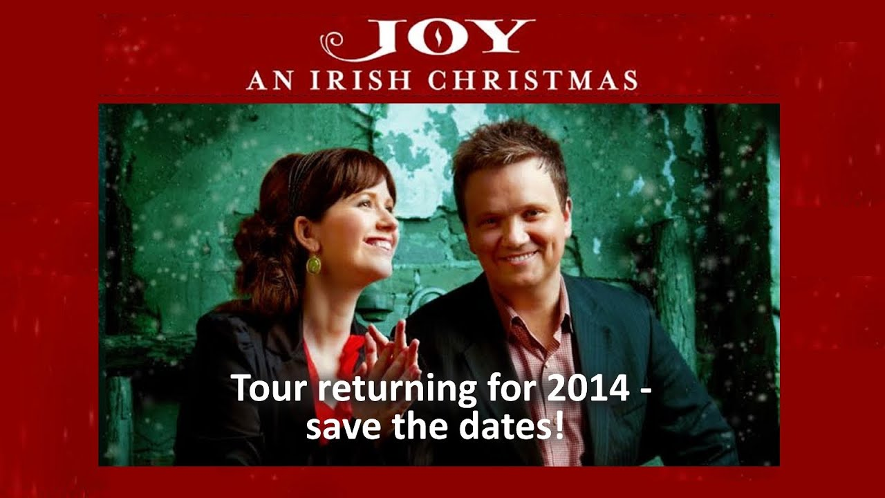 Keith & Kristyn Getty: Joy-An Irish Christmas 2014 Save the Date ...