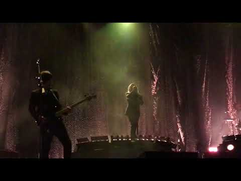 A perfect circle Rose live at aftershock 10-21-17