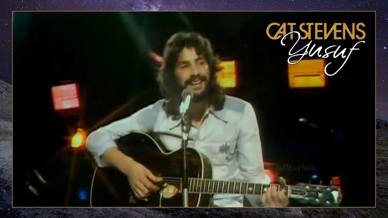 Yusuf / Cat Stevens - Wild World (Live, 1971)