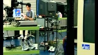Как делают кроссовки ASICS.(, 2013-04-15T19:09:36.000Z)