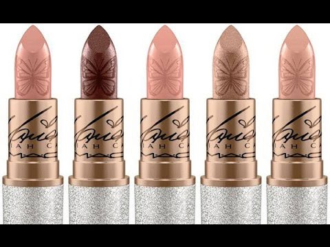Mariah Carey | Mac Cosmetics | Holiday Collection 2016