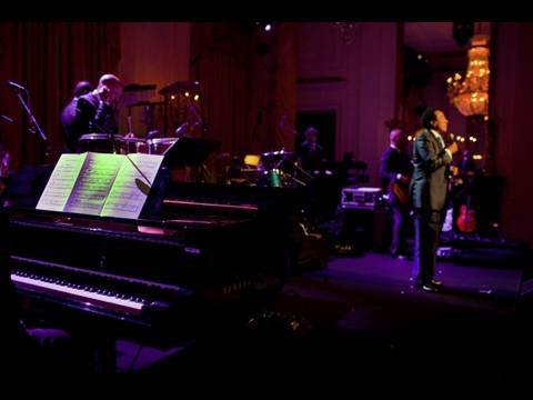 Smokey Robinson Performs at the White House: 10 of 11