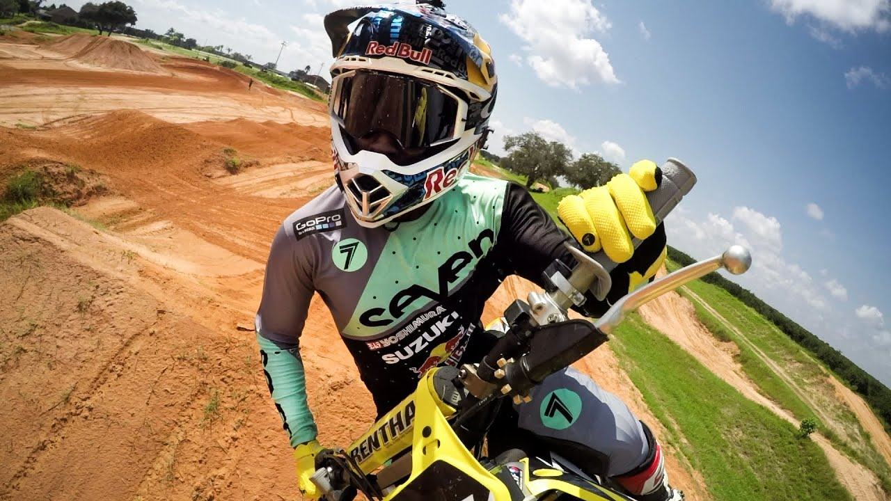 GoPro A Lap At Home With James Stewart