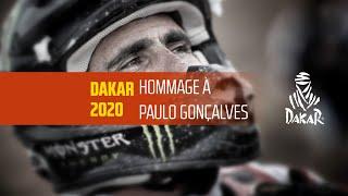 Dakar 2020 - Hommage à Paulo Gonçalves