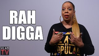 Rah Digga on Busta's Bodyguard Getting Killed at 'Touch It Remix' Video Shoot (Part 4)