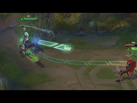 PROJECT: Ekko Skin Spotlight - Pre-Release - League of Legends