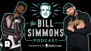 vuclip NBA Craziness Plus the Return of Desus and Mero | The Bill Simmons Podcast | The Ringer