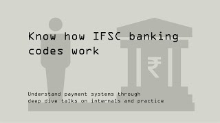 Things nobody ever tells you about IFSC