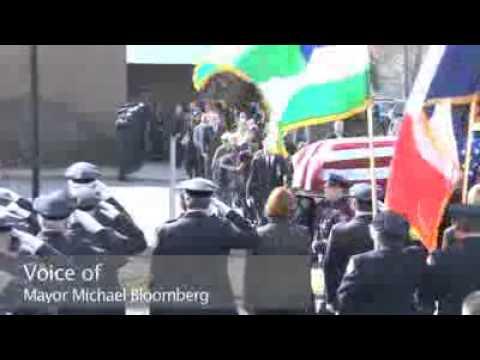 Funeral For Fallen Cop