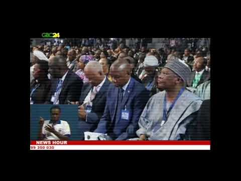 President Akufo-Addo attends 53rd Ordinary session of  ECOWAS heads of state and government.