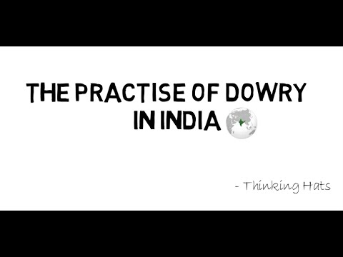 Dowry System in India: Explained