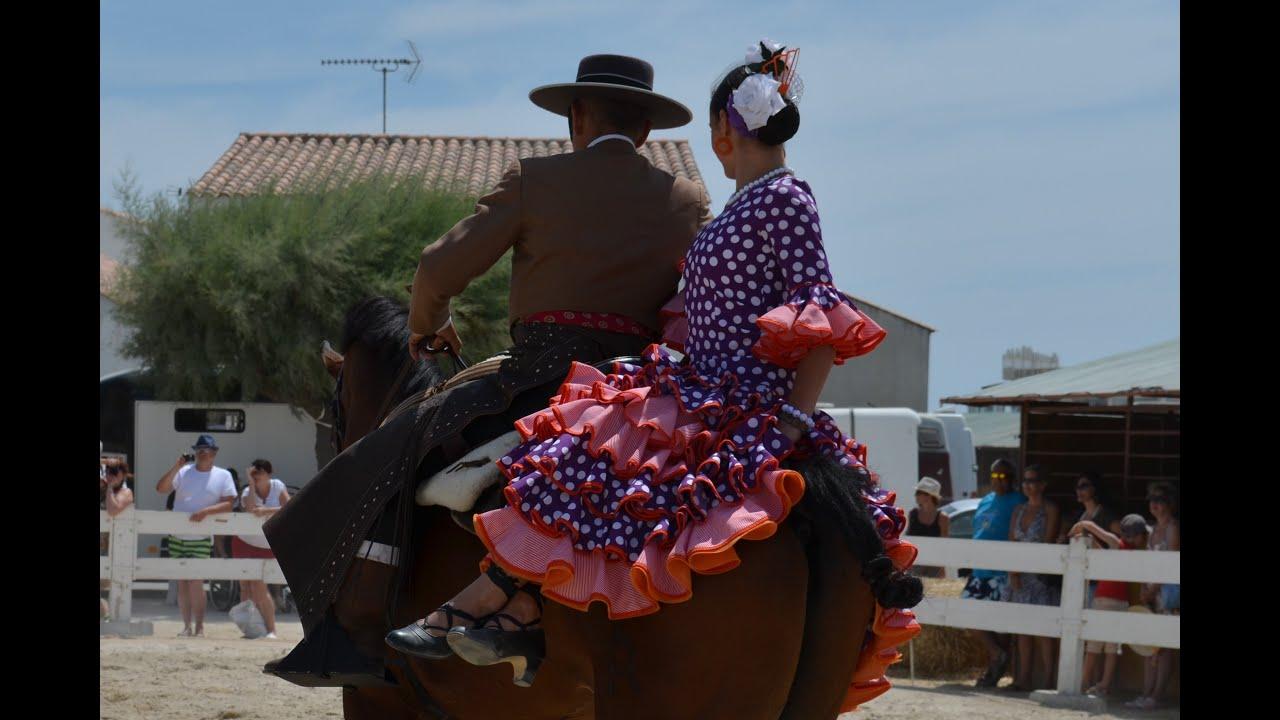 Saintes maries de la mer feria du cheval 2015 gitana - Office du tourisme sainte marie la mer ...