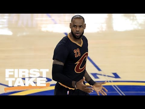Should LeBron James Look To Leave Cavaliers Now? | First Take | June 20, 2017