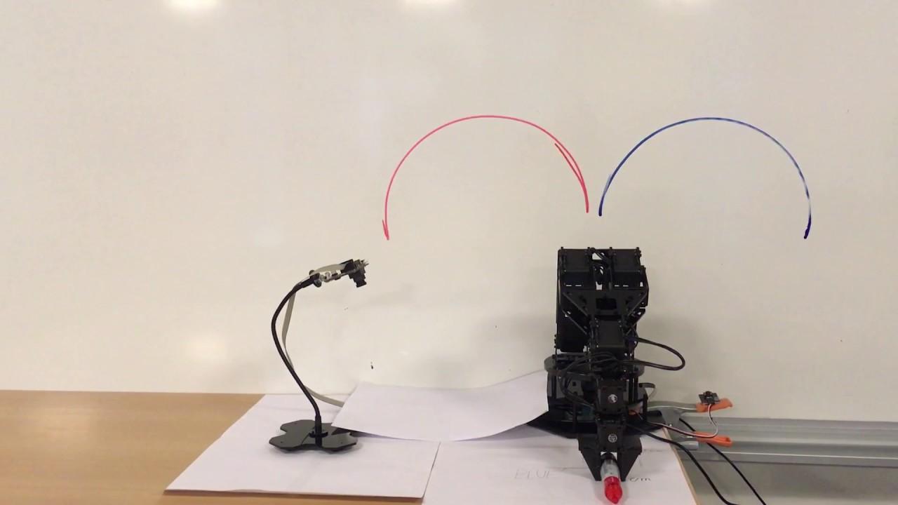 Arbotix Reactor Robot Arm and Pixycam Demonstration : 11 Steps