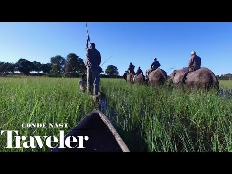 Botswana: Go on Safari with Condé Nast Traveler's VOYAGES | Condé Nast Traveler