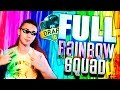 РАДУГА В ДРАФТЕ / FULL RAINBOW SQUAD