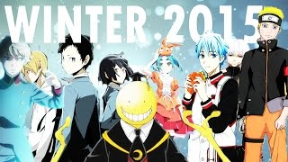 WINTER ANIME 2015