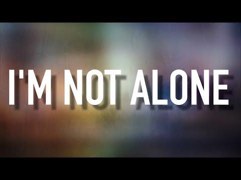 I'm Not Alone - [Lyric Video] Plumb