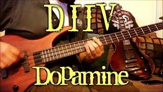 DIIV - Dopamine (bass cover + TAB)