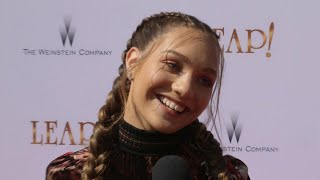 EXCLUSIVE: Maddie Ziegler Calls Kate Hudson One Of Her Biggest Inspirations