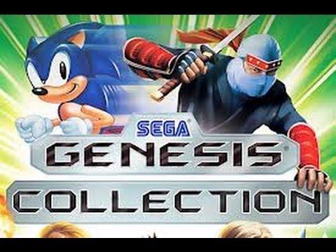 CGR UK Sega Genesis/Mega Drive Collection for PSP