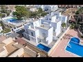 Modern 3 bedroom villa with private pool in Torrevieja