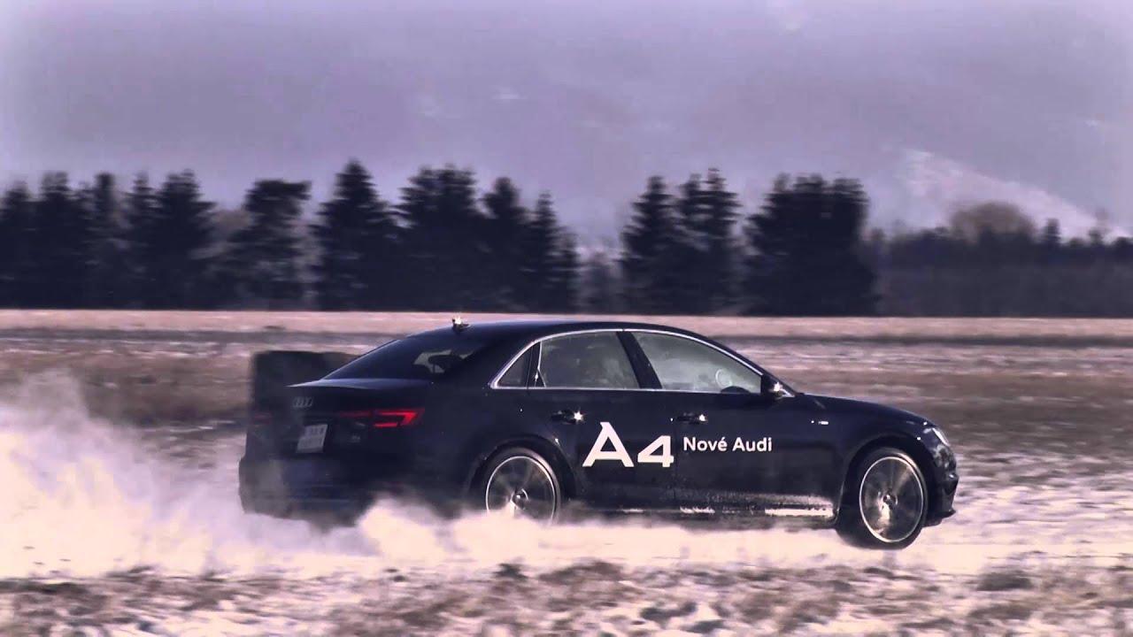 Test Audi A4 30 Tdi Rasto Chvala