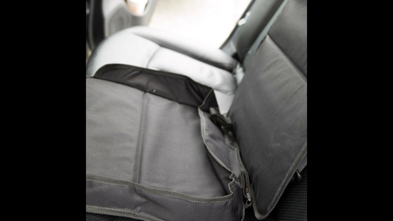 Neat Parents Car Seat Protector #ad - YouTube