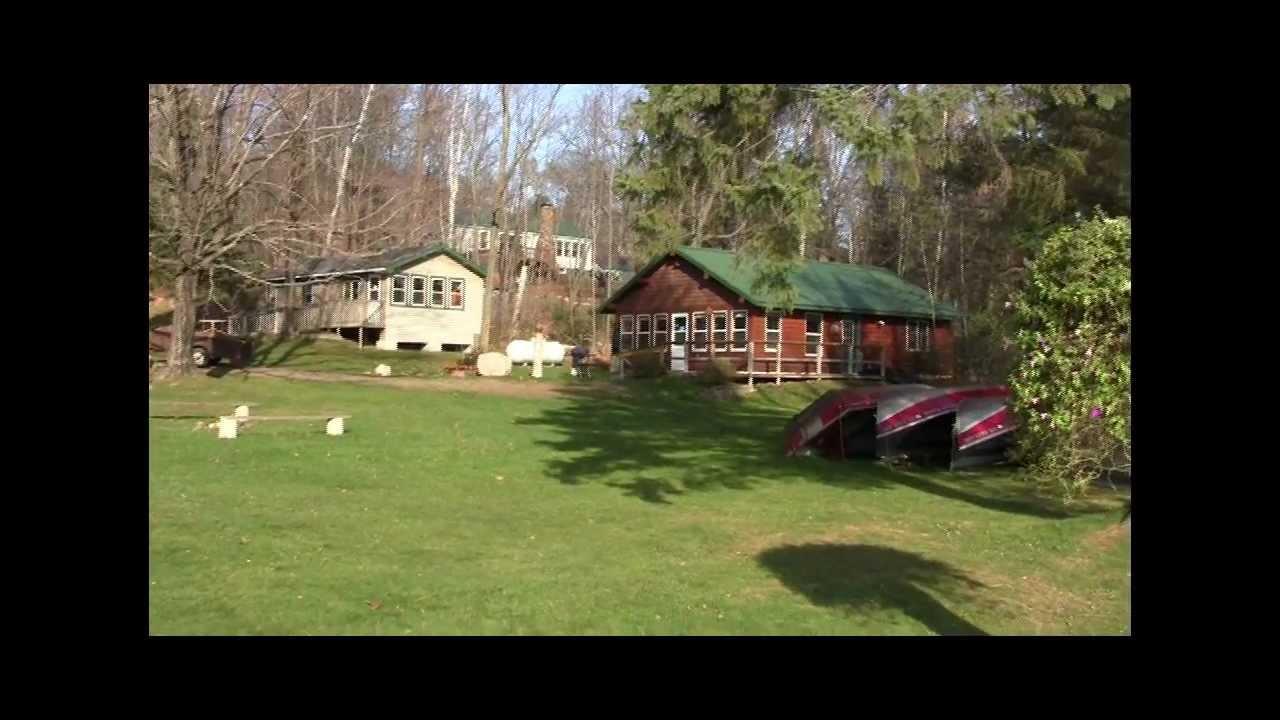 Mystic Moose Resort Cabin Rentals On Moose Lake