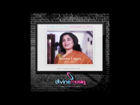 Tribute to Reema Lagoo