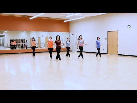 Safe in These Arms - Line Dance (Dance & Teach)