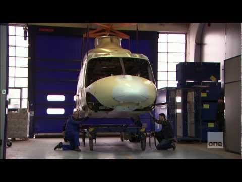 Documentary HD,Agusta Westland Helicopter factory,AW 139 (English)