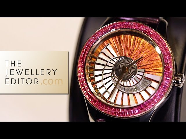 Serious Fashion Watches: high fashion meets haute horology at Dior, Louis Vuitton ...