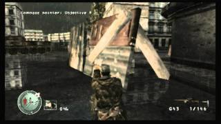CGRundertow - SNIPER ELITE for Nintendo Wii Video Game Review
