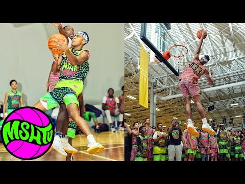 Adam Miller has JAMAL CRAWFORD GAME - MSHTV Camp Mixtape