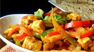 Paneer Jalfrazie - In Enlish Recipe - A12