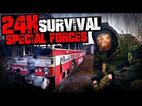 24H SURVIVAL SPECIAL FORCES TRAINING Überleben in Krisengebieten Fritz Meinecke OPERATION 12 Strong
