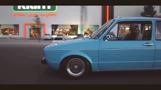RK Garaj GOLF MK1 Crom Ragtop VIOLENT Bagged