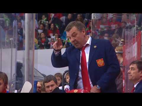 Кубок Первого канала-2017. Россия - Канада - 2:0