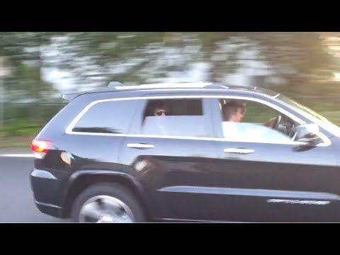 Rolling Stones - Arrival - Maastricht Airport (NL)