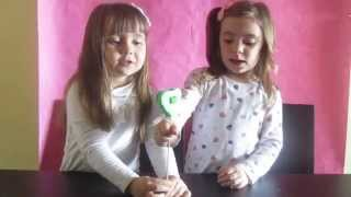 Cake Pop Heart Play-Doh Surprise Eggs - Corazones sorpresa de plastilina