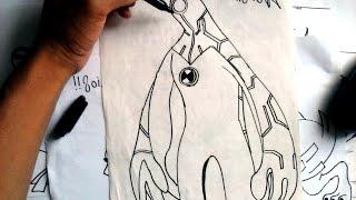 Mira Y Animate a Dibujar al ALIENS 08 de BEN 10 XDEIOS