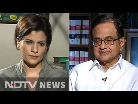 Narasimha Rao has blotted record as PM: Chidambaram to NDTV