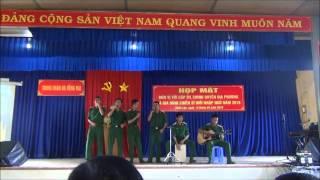 Đồng đội (cover) - dVB 180 - Gặp mặt CSM 2016 tại Trung đoàn Đồng Nai