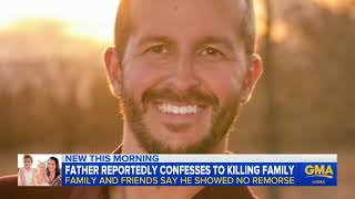 New details on husband arrested for killing wife, daughters ABC News